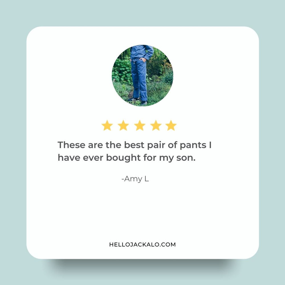 Jackalo Jules pants review 5 stars: