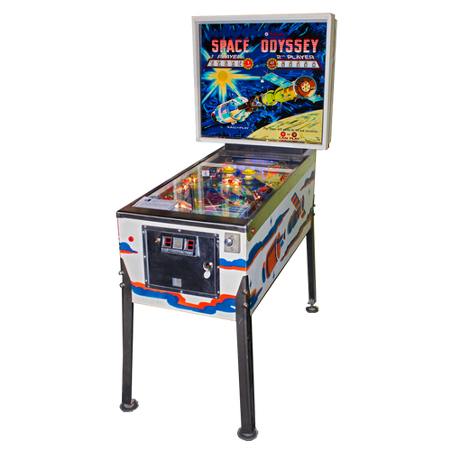 Space Odyssey Pinball Machine