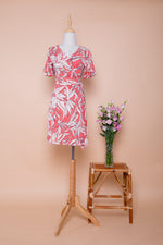Satsuma Standard Wrap Dress