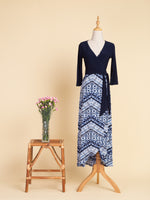 Wanda Maxi Wrap Dress