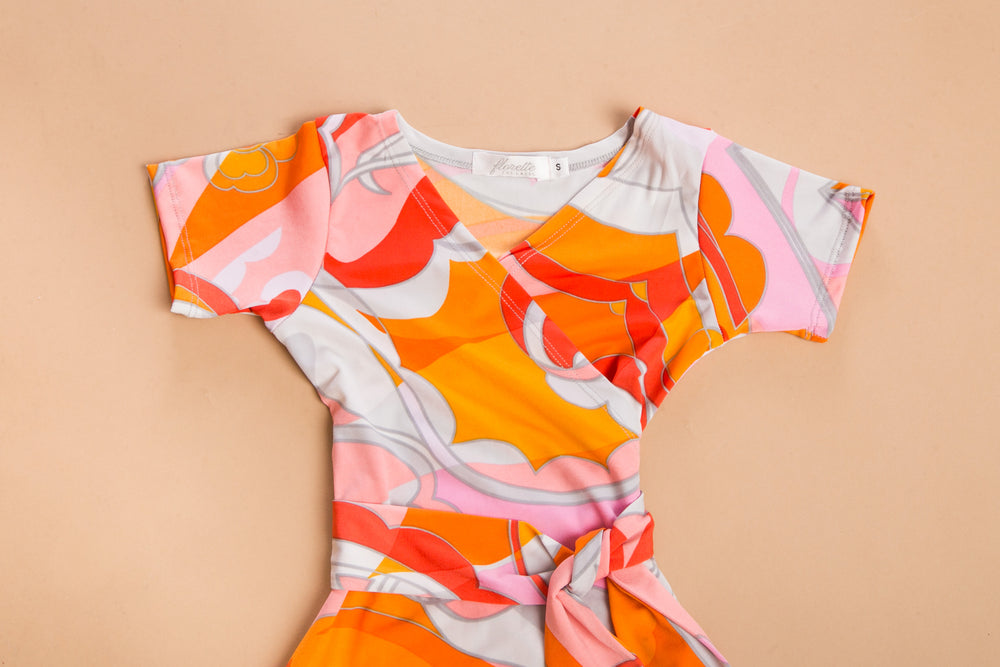 Koche Junior Wrap Dress
