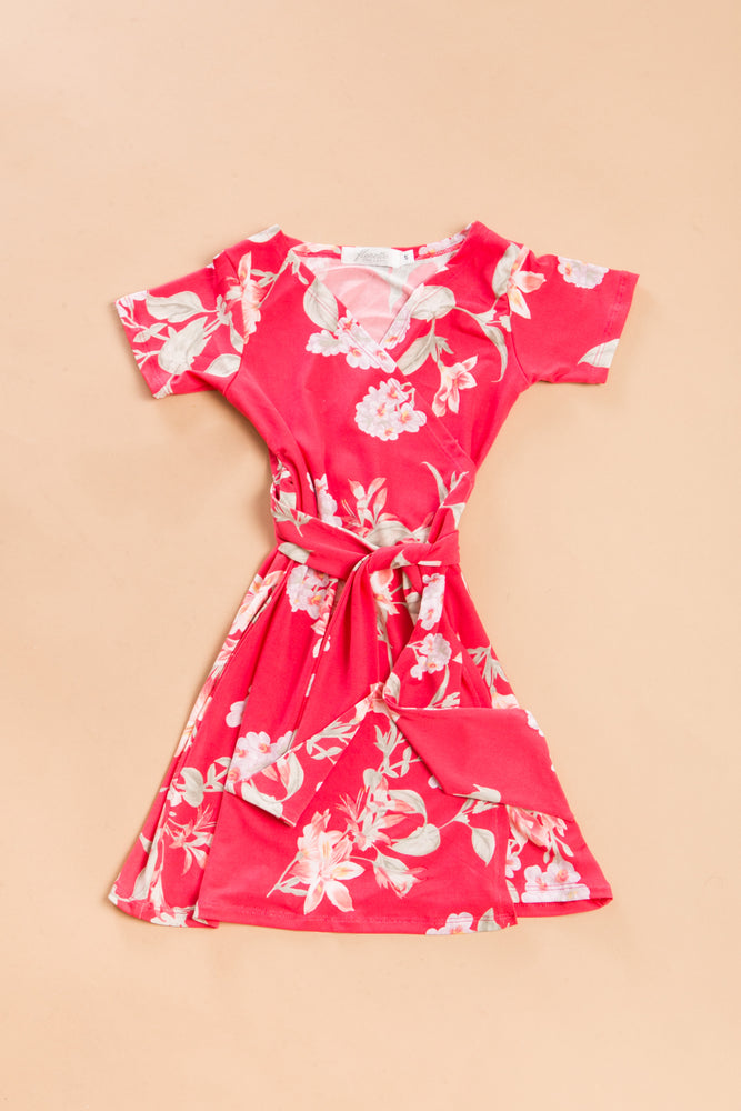 KIDS: Vivara Junior Wrap Dress