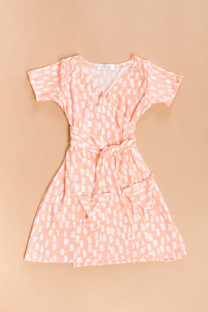 KIDS: Ciwara Junior Wrap Dress