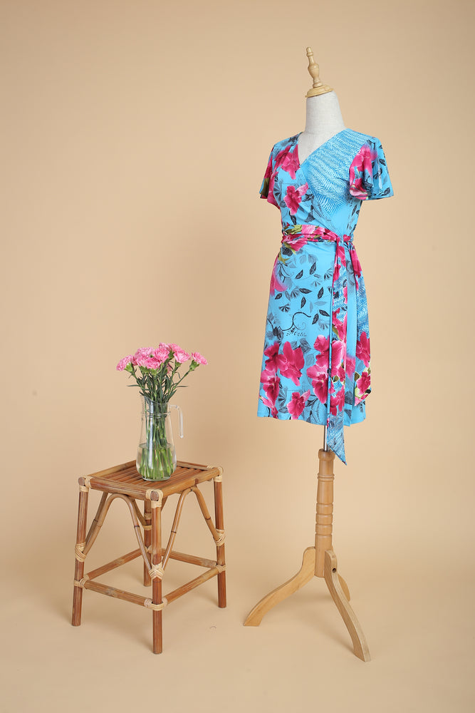Pangkor Standard Wrap Dress