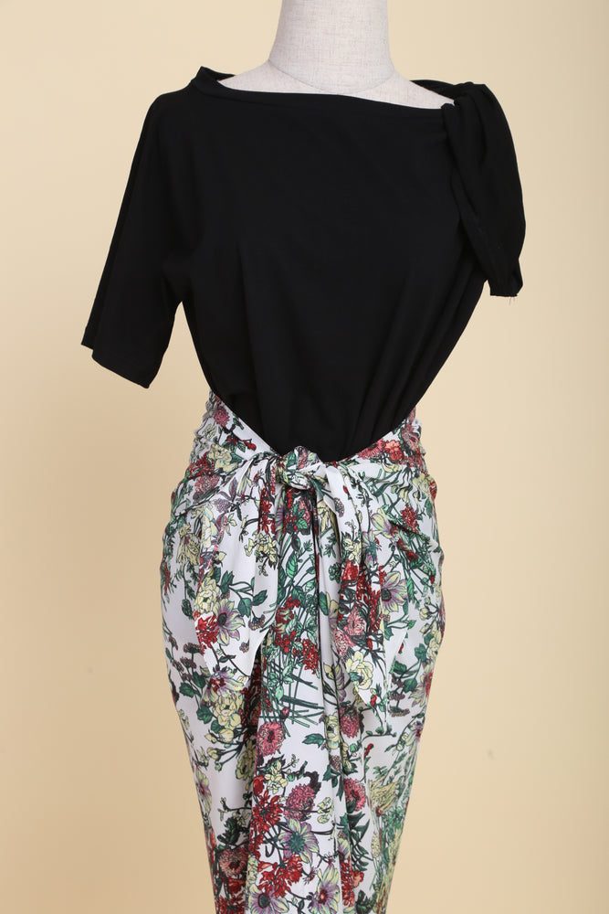 Instant Pareo Skirt (Vivid Rainforest)