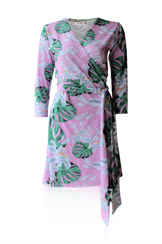 Lucky Standard Wrap Dress