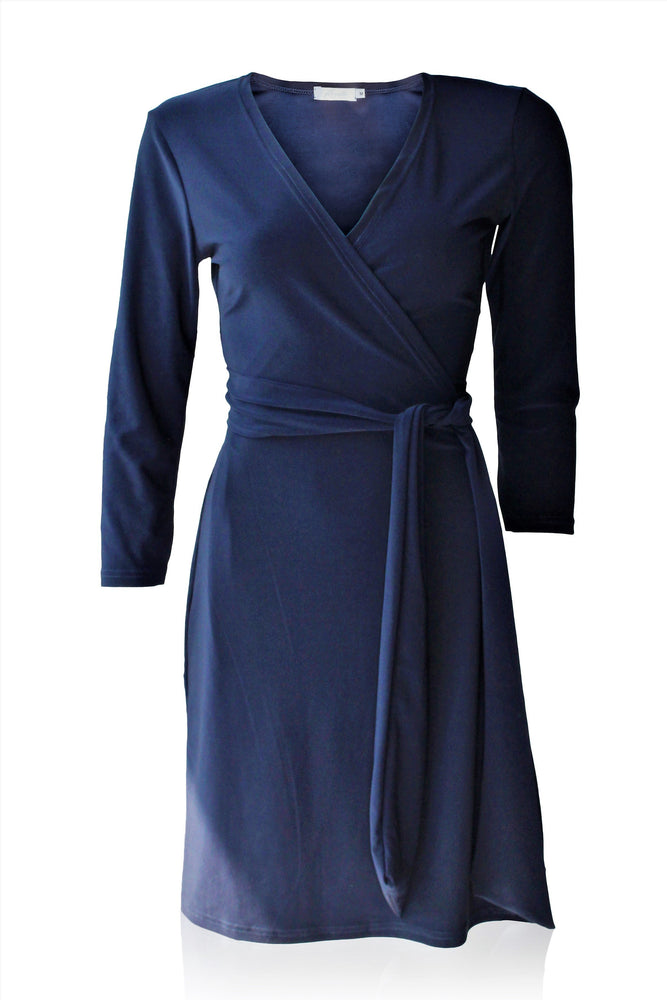 Borage Standard Wrap Dress