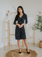 Sophie Midi Wrap Dress