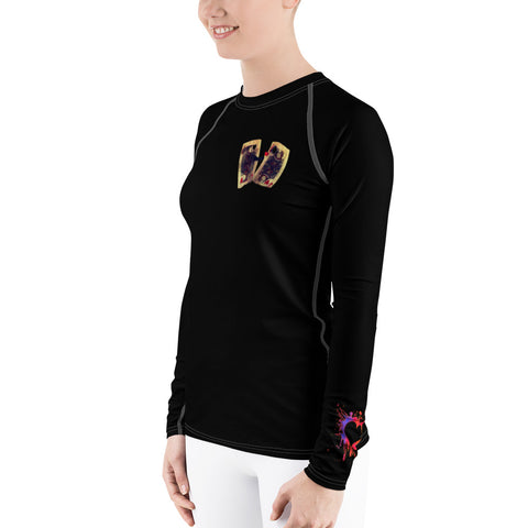 Heart Dealer Women's Long Sleeve