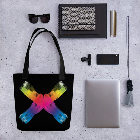 Rainbow Dreams X Tote bag