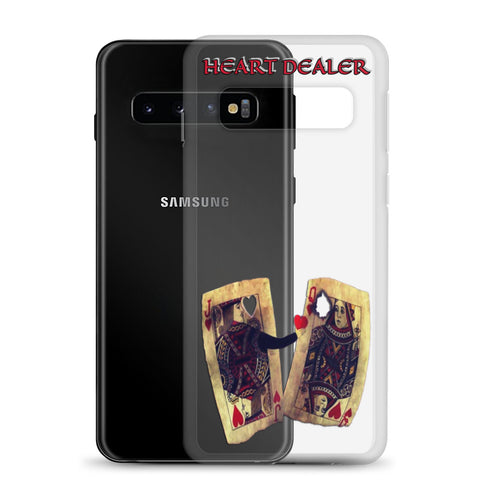 HEART DEALER Samsung Case