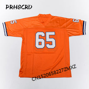 9f7b56cc65d Broncos #65 Gary Zimmerman Embroidered Throwback Football Jersey