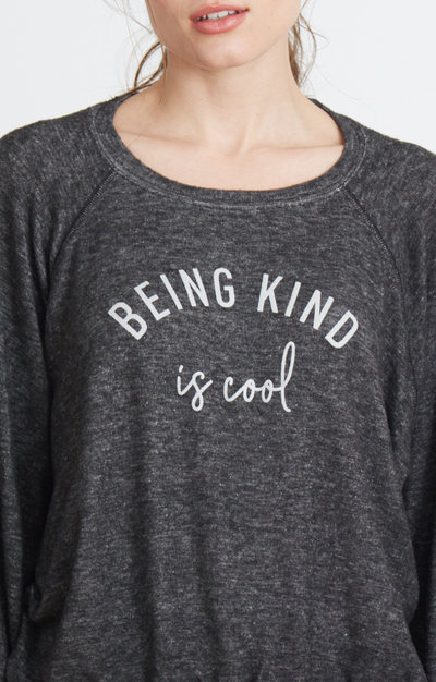 EMERSON BEING KIND IS COOL SWEATER