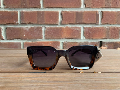 ONASIS SUNGLASSES - NAVY/TURTLE