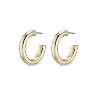MADDIE GOLD PLATED EARRINGS