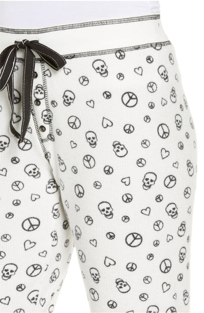 PEACE & LOVE PANT & TOP SET