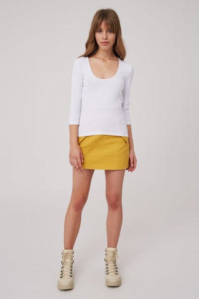SOLAR LONG SLEEVE TOP