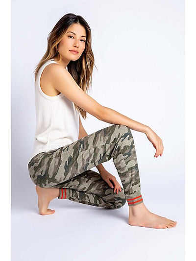 IN COMMAND CAMO BANDED PANT