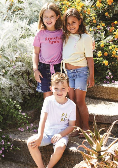 SIMBA KIDS - PLAY STACK  HURRICANE TIE DYE TEE