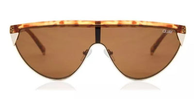GOLDIE - ORANGE/TORT BROWN