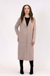 JIMMI COAT TAUPE