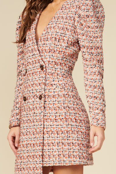 LAURIE JACKET DRESS