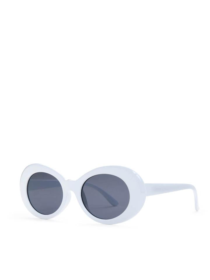 FESTIVAL OF SUMMER SUNGLASSES - WHITE