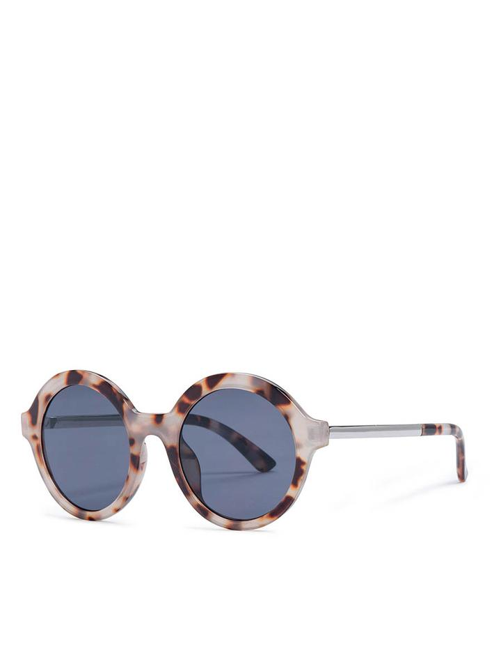 MIND BOMB SUNGLASSES - GREY TURTLE
