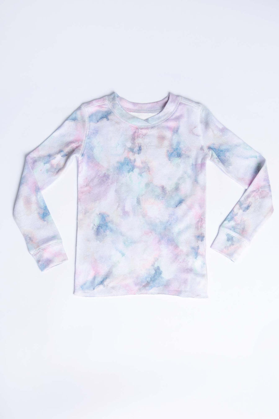 PEACHY MARBLE TIE DYE SET - KIDS & YOUTH