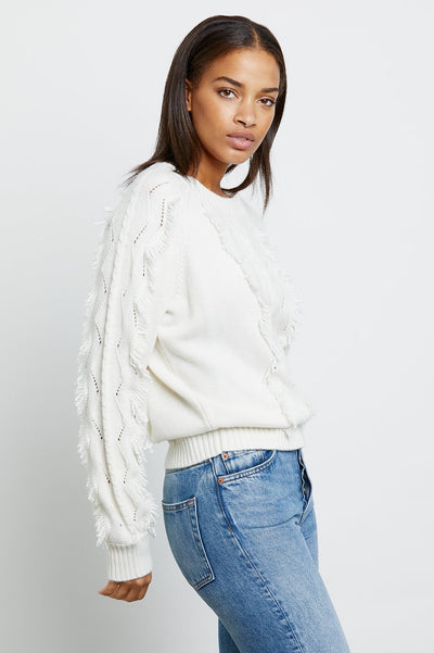 FRANCIS - IVORY SWEATER