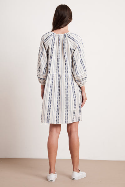 NONA - STRIPE DRESS