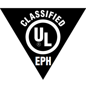 UL Classified EPH