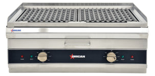 Omcan CE-CN-0610-D 26-inch Electric Charbroiler , Griddle 41886