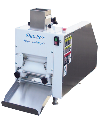 Dutchess DUT-BMM8 Bench Model Bread & Roll Moulder with DUT-FMP8 and DUT-FPSG included