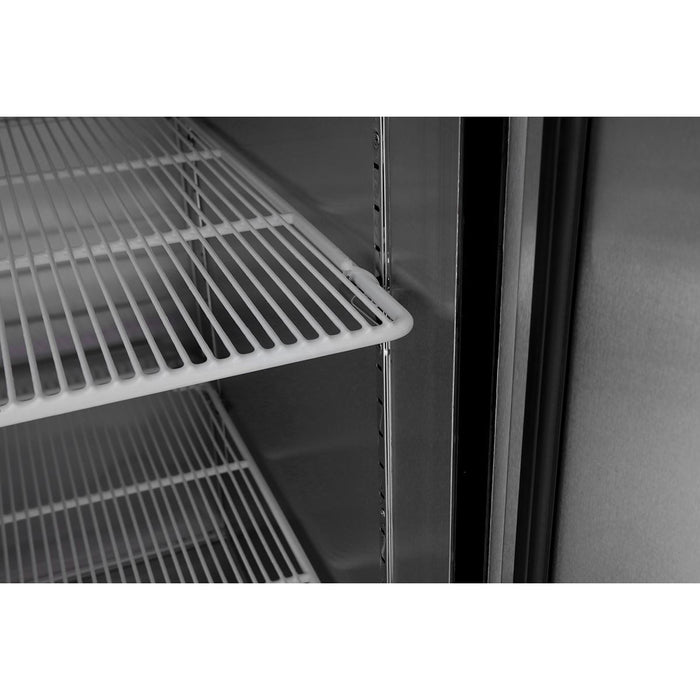 "Atosa MBF8505GR One Door 27"" Reach-In Refrigerator Bottom Mount Series"