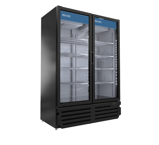 Pro-kold VC 49 Two Door Merchandiser