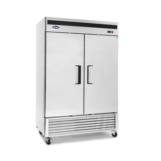 "Atosa MBF8503GR  Two Door 54"" Reach-In Freezer Bottom Mount Series"