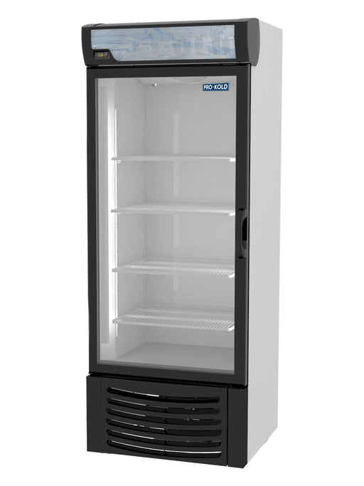 Pro-kold DURF 16 W One Door Display Freezer