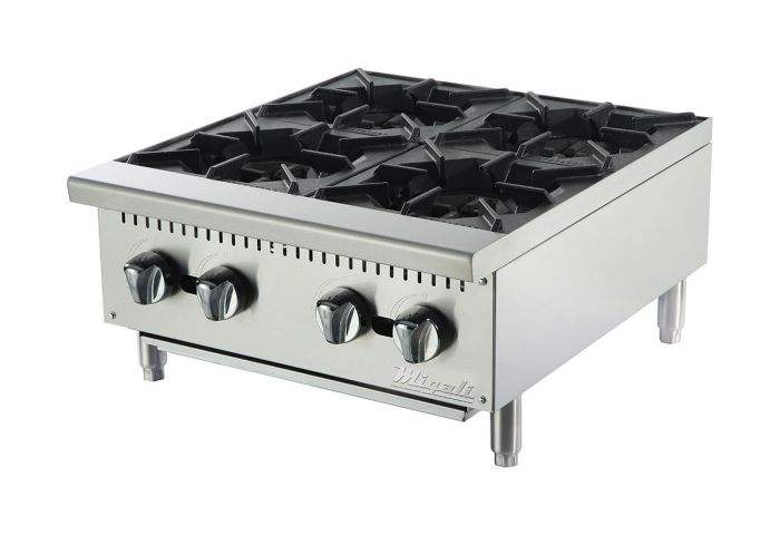 Migali C-HP-4-24 4 Burner Hot Plate, Competitor Series