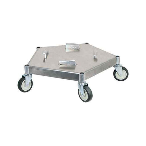 Bar Maid DOL-100 Heavy Duty Keg and Pail Mover (KP Dolly) - RestaurantStock.com