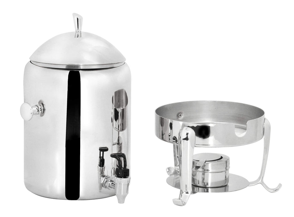 Omcan 80533 11 L / 11.62 QT Contemporary Stainless Steel Coffee Urn