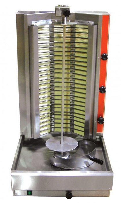 Omcan BR-CN-0191 6 kW Vertical Broiler with 66 lb. Capacity 20369