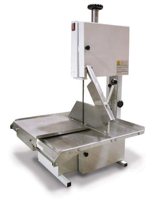"Omcan BS-BR-1880 Tabletop Band Saw with 74"" Blade Length and 0.5 HP Motor 10274"