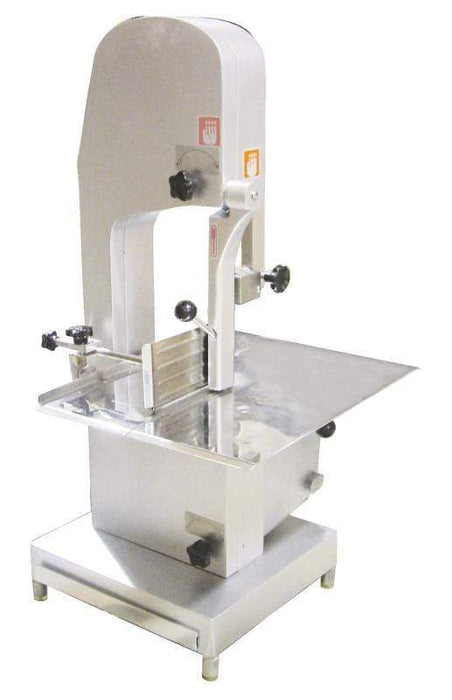 "Omcan BS-CN-2000 Standard Tabletop Band Saw with 78.75"" Blade Length and 1.5 HP Motor 19458"