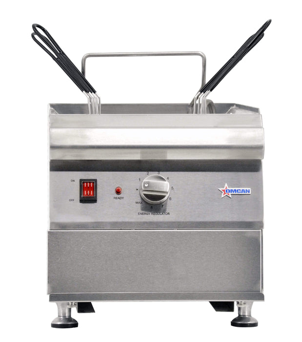 Omcan CE-CN-0004-P Single Tank Pasta Cooker with 9L Capacity 41882