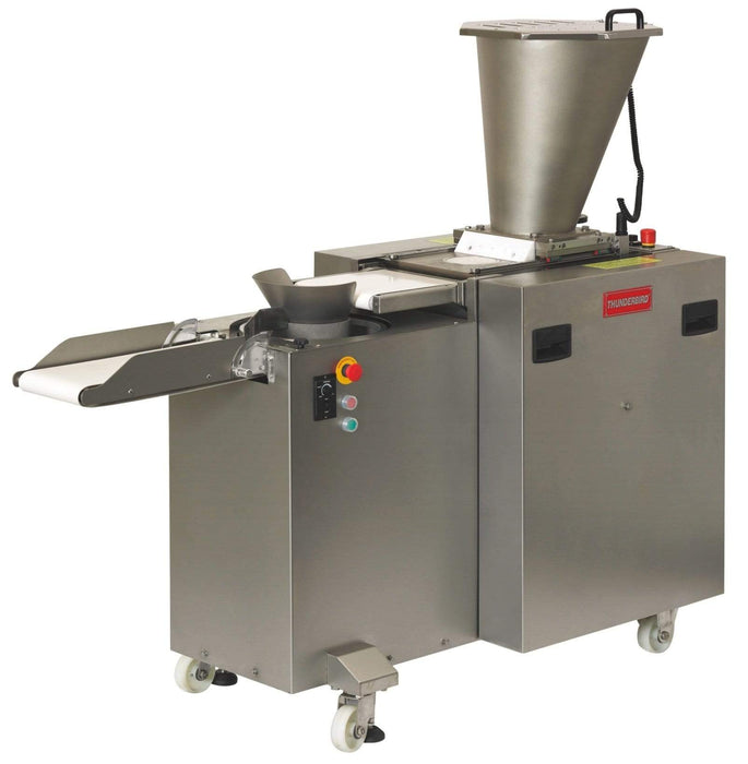 Thunderbird TDR-2380 Dough Divider and Rounder, High Speed, Automatic