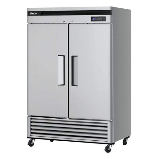 Turbo Air TSF-49SD-N Super Deluxe Reach-In Freezer, Two Solid Doors, 39.9 cu.ft.