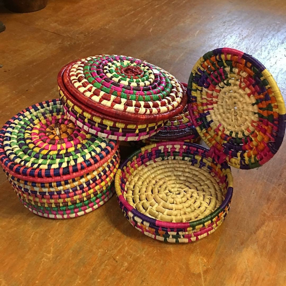 Hand Made Baskets
