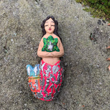 Mexican Milagro Mermaid