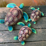 Hand Crafted Sea turtles